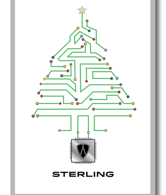 Sterling 2017 Holiday Card Design Contest Winner Announcement