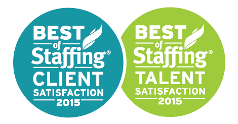 Sterling wins Inavero's 2015 Best of Staffing Client and Talent Awards
