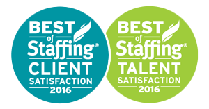 Sterling Engineering Wins Inavero's 2016 Best of Staffing Client and Talent Awards