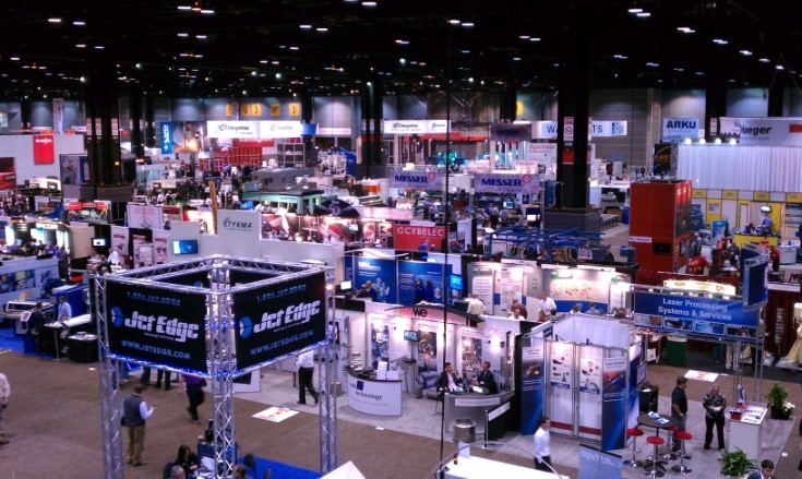 Sterling Engineering attends FABTECH 2013