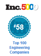 Sterling Engineering Named an Inc. 5000 Fastest Growing Company