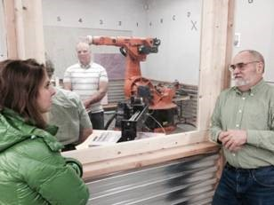 Sterling Engineering Attends Milwaukee MakerSpace Solidworks Smart Event