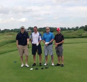 Vally Industrial Association: 2013 Golf Tournament