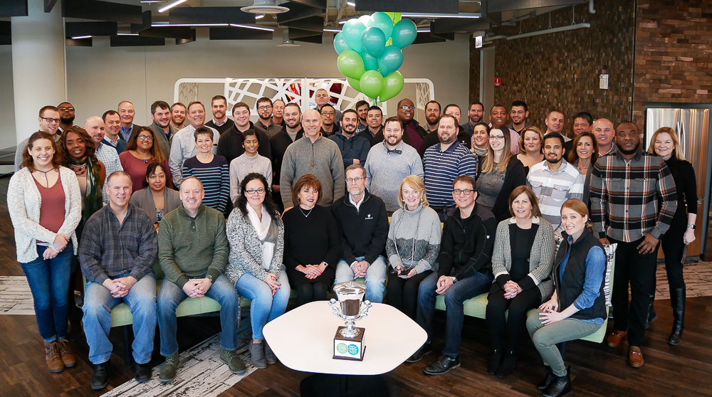 Sterling Wins ClearlyRated's 2019 Best of Staffing Diamond Awards
