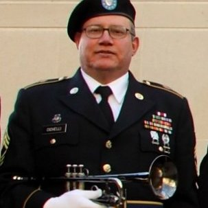 Sterling Employee Master Sargent Lawrence Cichelli earns  Meritorious Service Medal