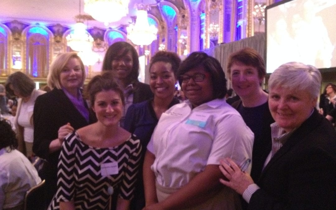 Sterling Attends Girl Power Luncheon Benefiting the Young Women's Leadership Charter School of Chicago