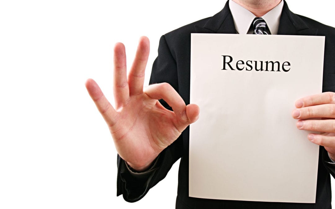 "Does your resume shout ""Hire me""?"