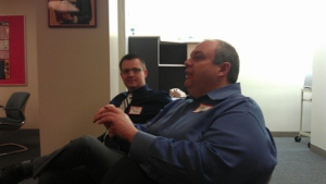 Sterling Engineering Speaks with St. Raphael Career Transition Networking Group