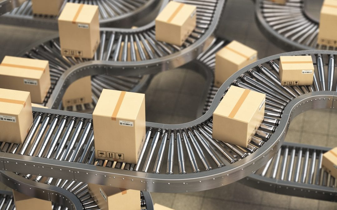 Feasibility Studies for Commercial Mail/Package Company